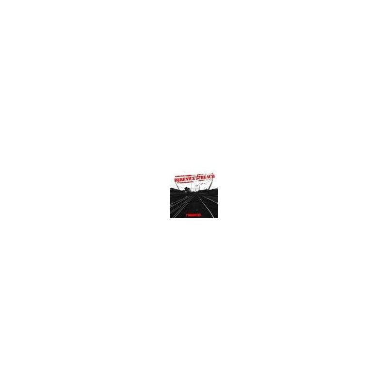 Working Class sudadera roja sin capucha bordado negro