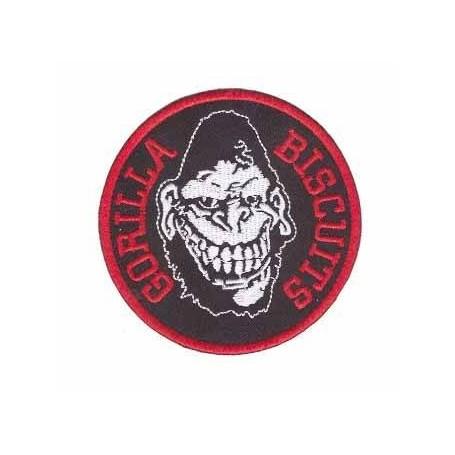 gorilla biscuits parche bordado REBAJADO