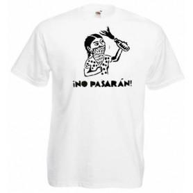 crass fight war camiseta