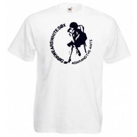 defiance camiseta