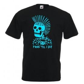 alf camiseta gris grafito