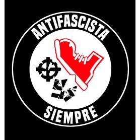 accion antifascista parche