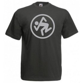 by all means camiseta negra