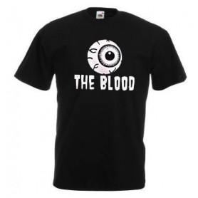 defend deathcore camiseta negra