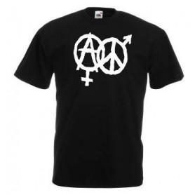 the amity afliction camiseta negra