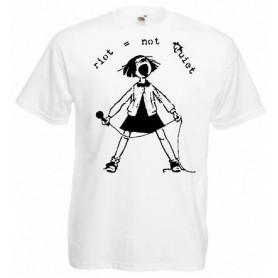 the quakes camiseta negra
