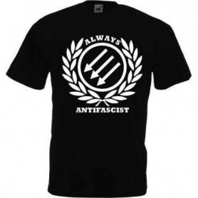 No trigger camiseta negra