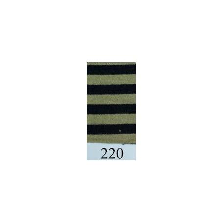 camiseta rayas color 220