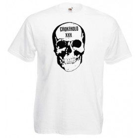 Working Class records camiseta ringer mujer