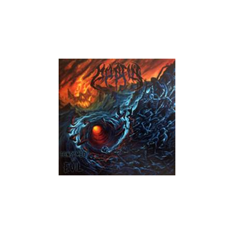 MORFIN - CONSUMED BY EVIL Lp