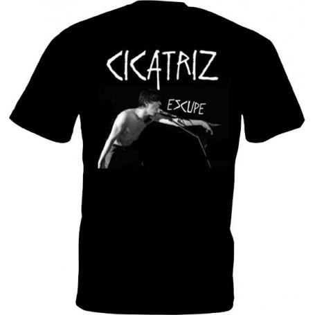 Cicatriz camiseta
