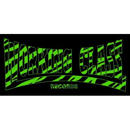 Working class records logo cebra