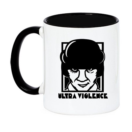 ultra violence taza