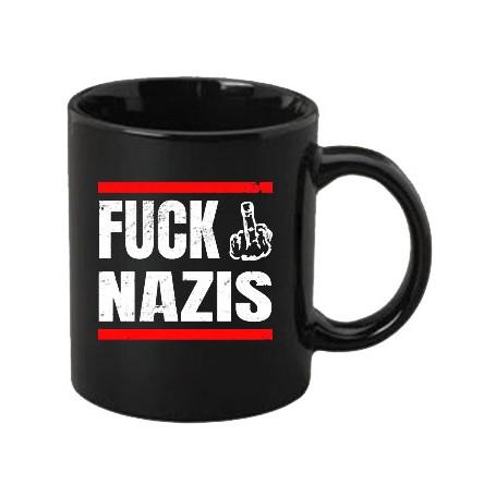 Fuck nazis mod 303 taza