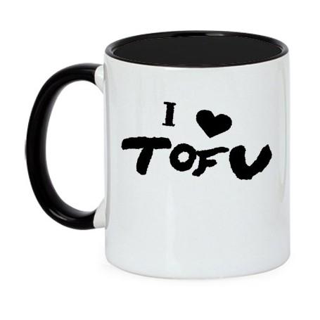 i love tofu taza