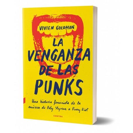 La venganza de las punks libro