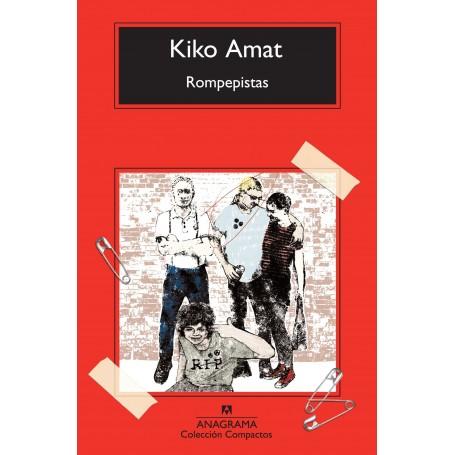 ROMPEPISTAS  libro