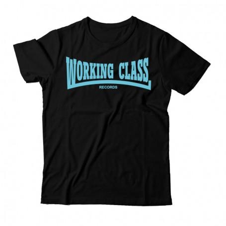WORKING CLASS camiseta negra