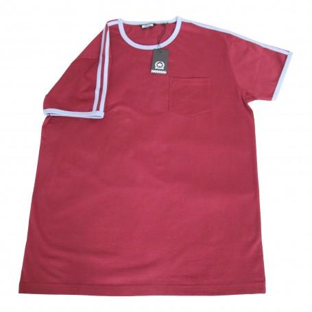camiseta retro mod roja