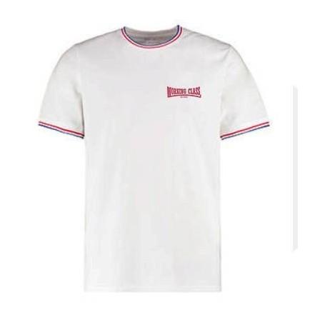 working class records camiseta mod 8