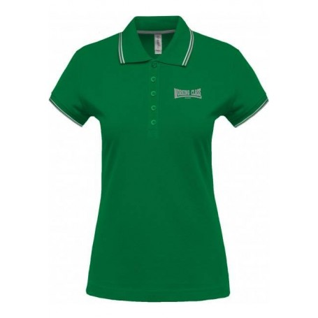 Working class records polo chica mod 5