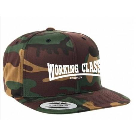 Working class records gorra mod 12