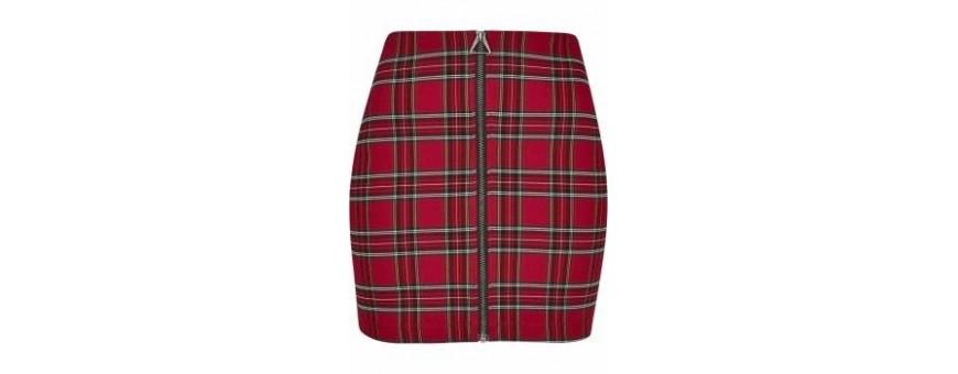 Minifalda mujer
