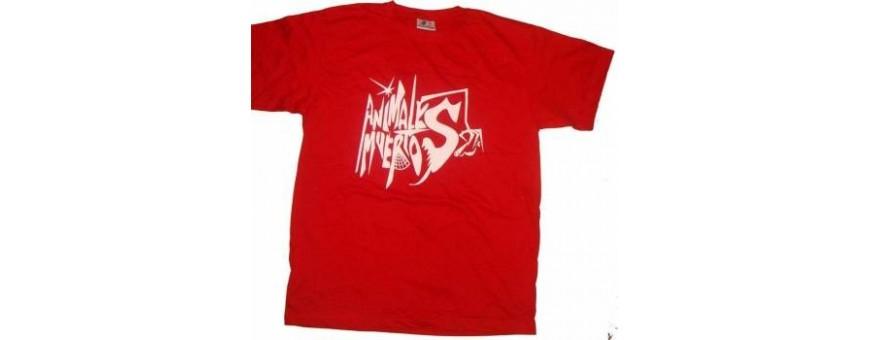 animales muertos camisetas