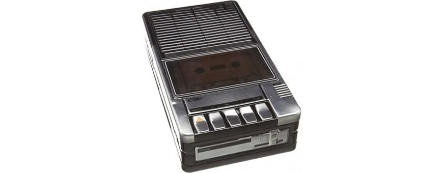 cassettes rebajados