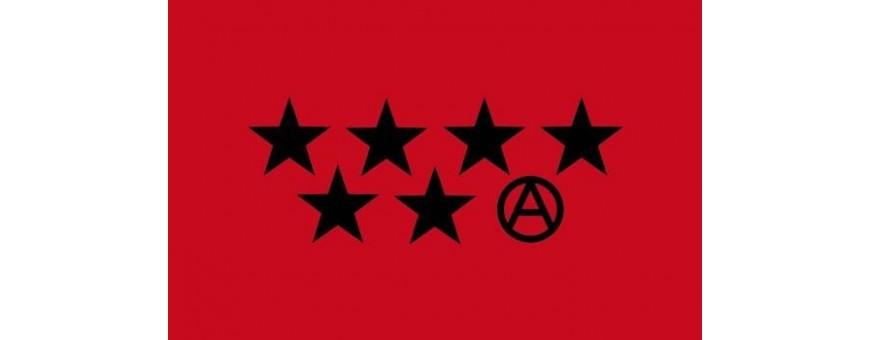 Madrid anarquista - la A